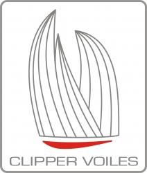 Logo sailmaker Clipper Voiles